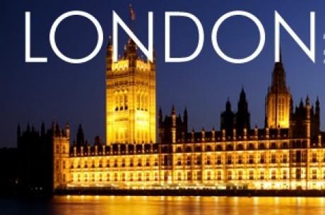 Unibet Open London - 32 Spillere Videre Fra Dag 1a