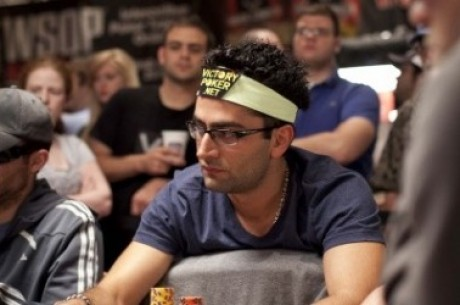 WPT Doyle Brunson Five Diamond World Poker Classic Dia 2: Antonio Esfandiari Lidera os 142...