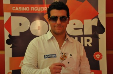 Pedro Maia é o vencedor do Main Event Knockout Figueira Poker Tour - €9.737