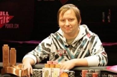 Kevin Vandersmisser, campeón de la Gran Final de las Full Tilt Poker Series de Barcelona 2010