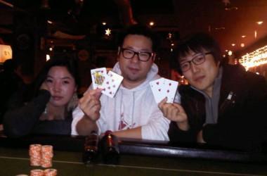 PokerTour의 12월 첫 주말