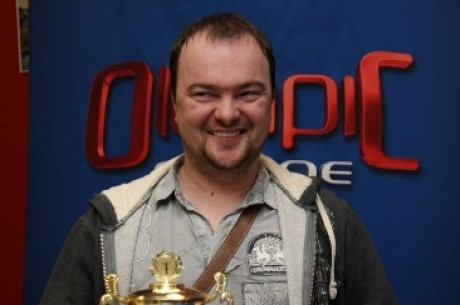 Tartu meistriks pokkeris tuli Vadim Guk