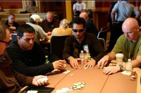 WPT Doyle Brunson Five Diamond World Poker Classic Dia 3: Antonio Esfandiari Mantém a...