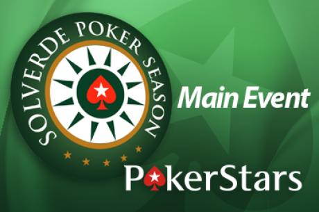 Main Event PokerStars Solverde Poker Season Arranca Hoje em Espinho