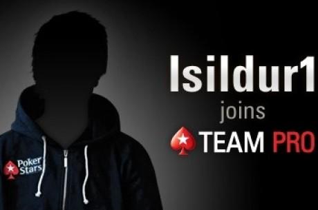 Кратко о главном: Islidrur1 участник PokerStars Pro, Antonius Esfandiari...