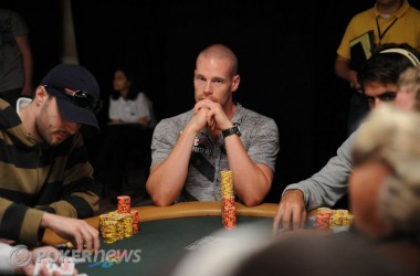 The Online Railbird Report: Cates sube, y Antonius se la pega