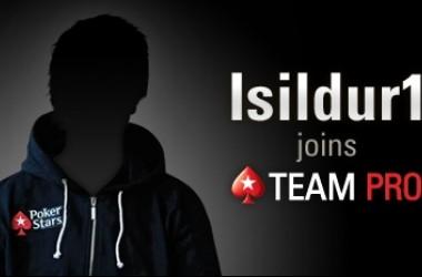 PokerStars podpisuje kontrakt z Isildurem1!