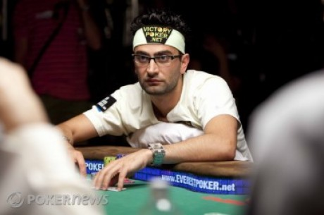 Esfandiari megállíthatatlan, Brunson kiesett a Las Vegas-i WPT-n