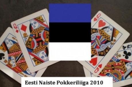 Eesti Naiste Pokkeriliiga 2010 finalistid selgunud