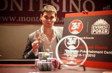 Joris Springael nyerte a 3 Lander Tourt Bécsben