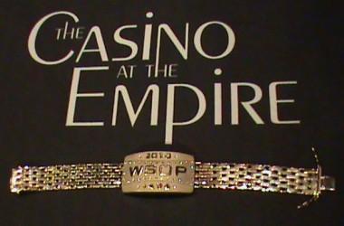 Badbeat Джакпотът в Casino Empire беше спечелен - £222,000!