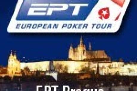 Закончился 3-ий день соревнований ЕПТ в Праге...