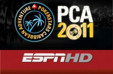 ESPN ще предава на живо PokerStars Caribbean Adventure 2011