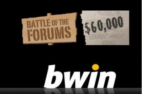 "PokerNews LT komanda ""Forumų mūšyje"" pasidabino sidabru!"
