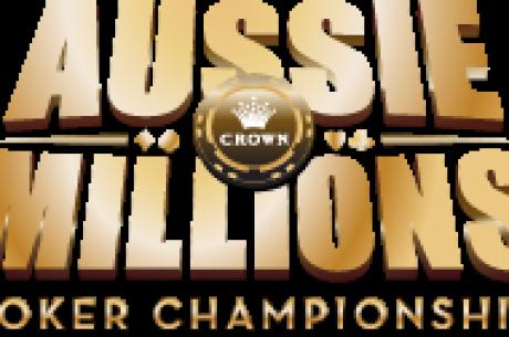 Nyt on loistava aika päästä mukaan ensi vuoden Aussie Millions turnaukseen - vain kaksi päivää aikaa