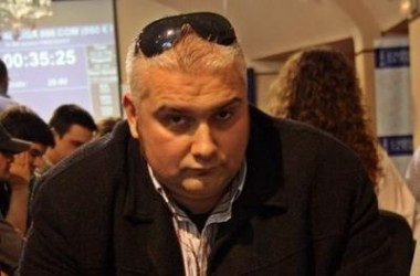 Etapa final especial de la Liga 888.com Poker La Toja: Jose Ramón Rodríguez-Posse, líder del...