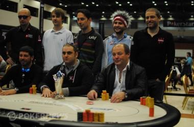 EPT Prag: Dag 4 Oversået - 8 Spillere Klar til Final Table, Marco Leonzio Chipleader
