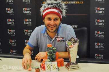 Vítězem EPT Praha je Roberto Romanello
