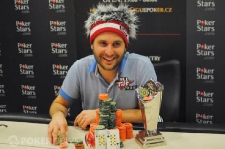 PokerStars.com European Poker Tour Praga día 5: el ganador fue Roberto Romanello