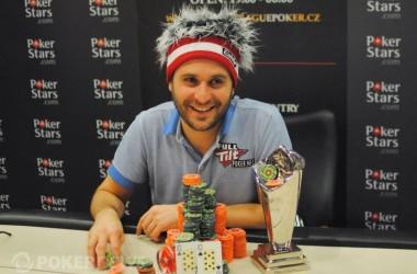 Roberto Romanello nyerte az EPT Prágát
