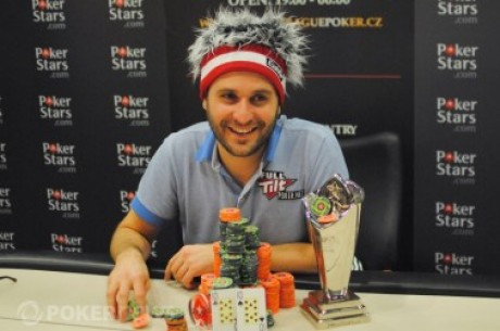 Roberto Romanello Wins EPT Prague