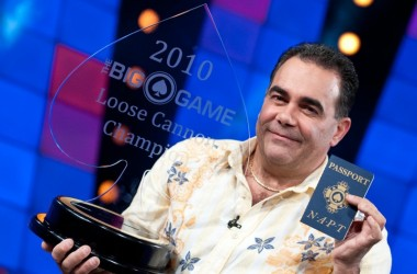 The PokerStars.net Big Game: 2010 Big Game Loose Cannon Champion Crowned!