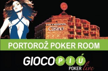 Gioco Piu Live at Metropol Grand Casino Portoroz