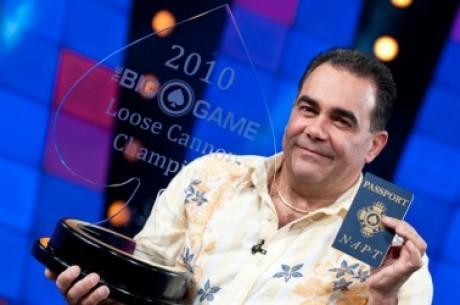 The PokerStars.net Big Game:  Коронован чемпион 2010 Big Game Loose Cannon!