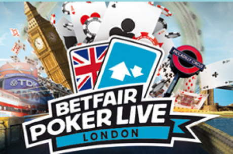 Betfair Poker Live Coming to London