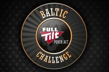 Pirmoji Full Tilt Poker.net Baltic Challenge finalo dalis