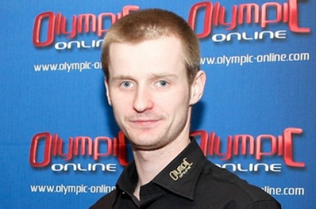 Priit Türner allkirjastas profilepingu Olympic-Online pokkeritoaga