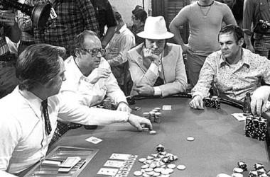 Istorijos kampelis: Pasaulio pokerio serijos pradžia
