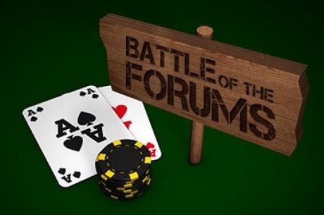 PokerNews domina Batalha dos Fóruns Bwin