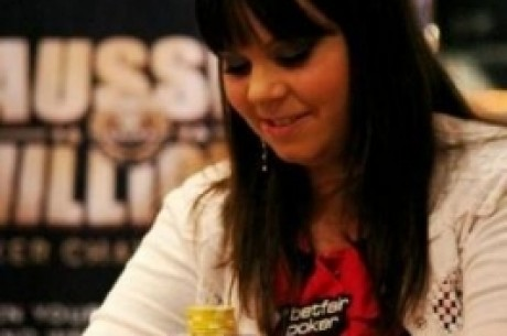 Topp 10 saker i 2010: #10, Annette vinner  Aussie Millions Event #4, $1100 Pot Limit Omaha