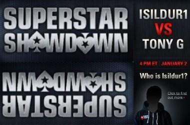 Tony G е следващият опонент на Isildur1 в SuperStars Showdown