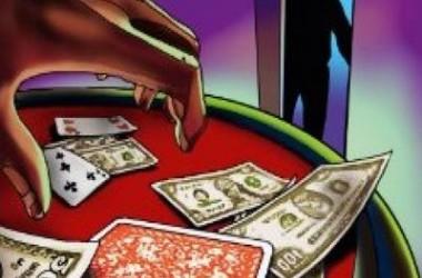 Elkapták a játékosoktól lopó dealert