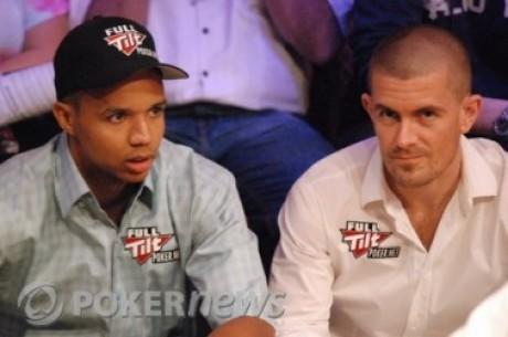 $500,000 vērts draudzīgais koinflips Poker After Dark laikā