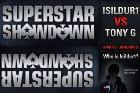 Tony G vs. Isildur1 - již dnes večer!