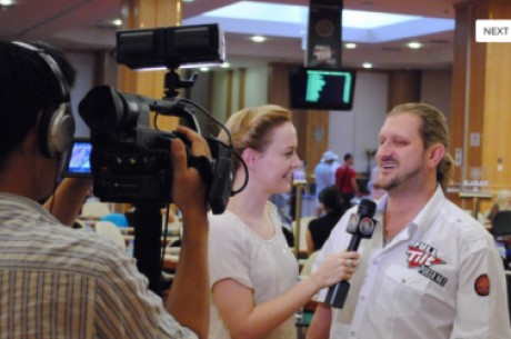 Gloria Balding om pokeråret 2010 ur videokamerans perspektiv