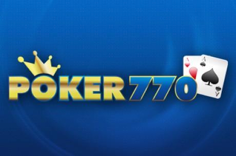 Hoje às 19:00 - $2,770 PokerNews Cash Freeroll na Poker 770