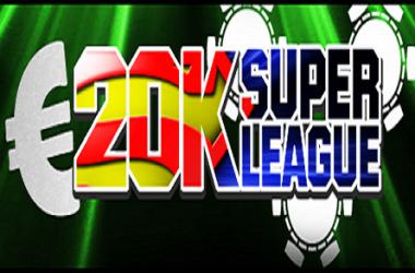 Турнирна Супер Лига за €20,000 в Унибет