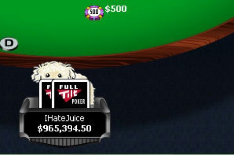 Jogadores do Ano Poker Table Ratings