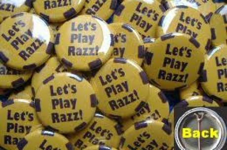 Kaip žaisti Razz?
