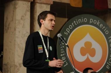 Andrius Tapinas interviu sporto portalui apžvelgė LSPF veiklą