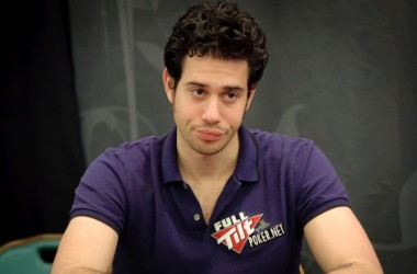 Nick Schulman liderará la mesa final del Super High Roller del Pokerstars Caribbean Adventure