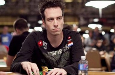 Calling the clock: Lex Veldhuis a Greg DeBora