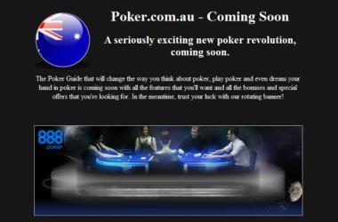 Poker.com.au продаден за $100,000