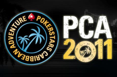 2011 PokerStars Caribbean Adventure: Main Event dag 1a ferdig spilt og 6 Nordmenn er videre.