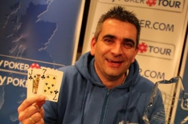 Wayne Rideout Wins Sky Poker Tour Newcastle, Overlay at DTD Deepstack