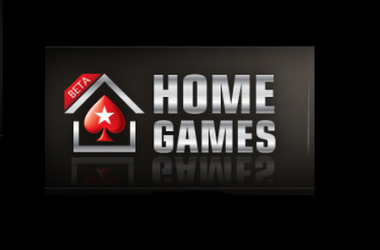 PokerStars lanserer online Home Games